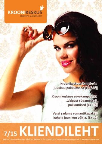 dc5ccf08643 Kliendileht juuli 2012 by Kroonikeskus - issuu