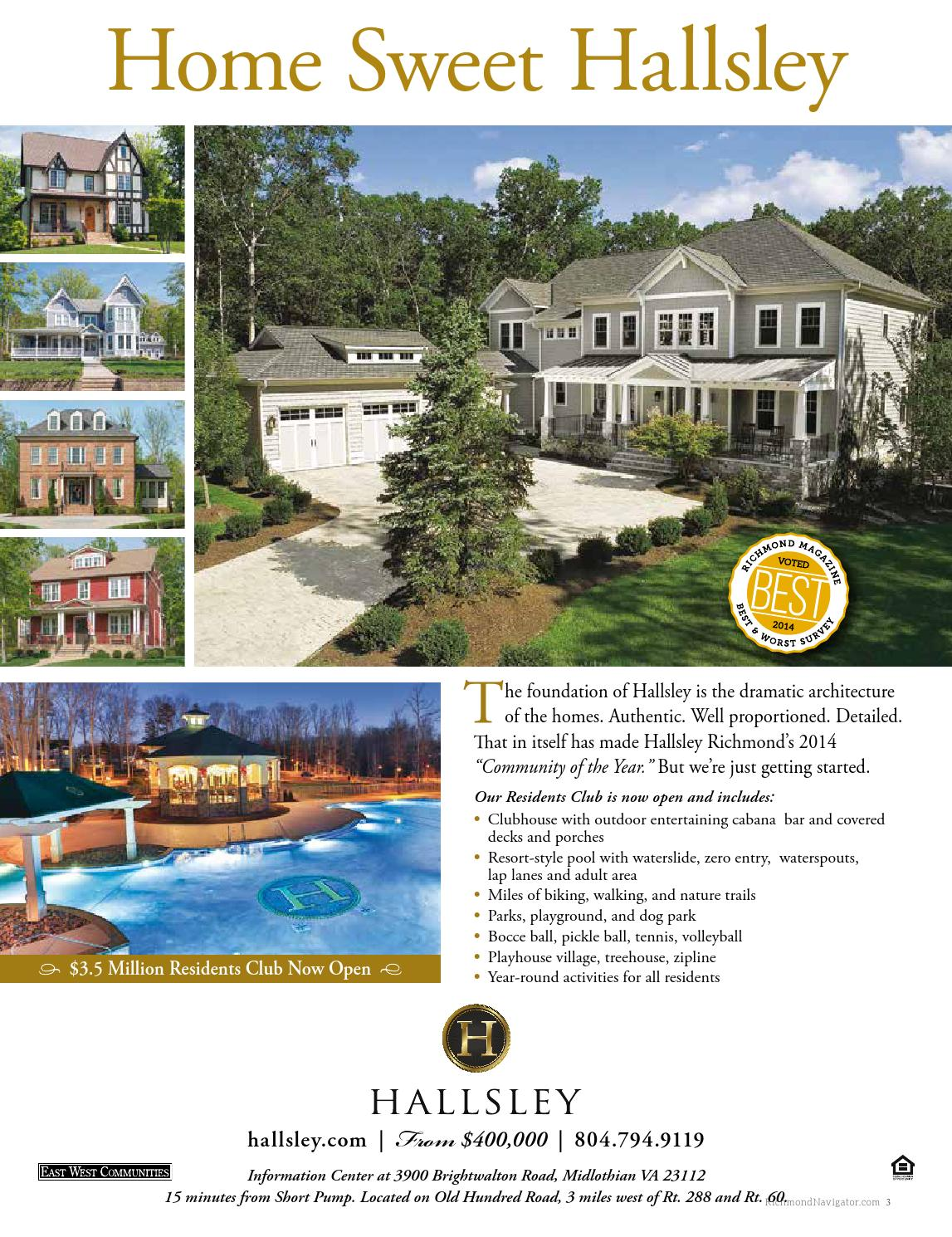 Chesterfield Living July Aug 2015 By Advertising Concepts