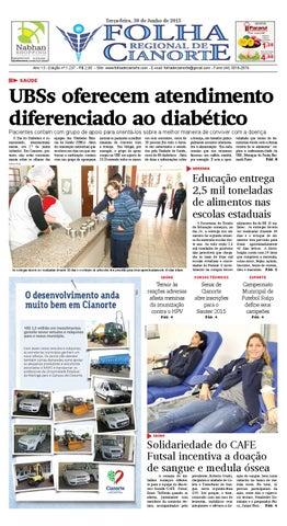 990bf8ad46 Folha Regional de Cianorte - Edição 1237 by Folha Regional de ...