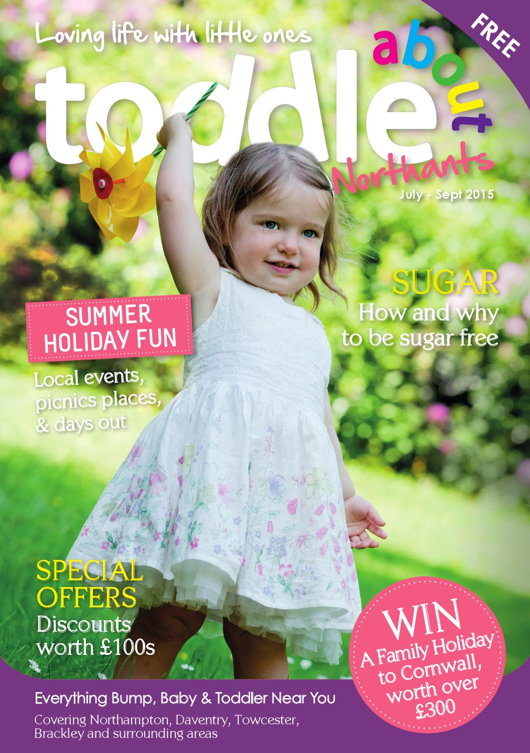 Toddle About Northants Summer 2017 By Issuu