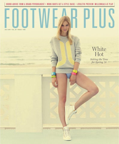 on sale 69a79 1aab5 Footwear Plus Magazine   July 2015