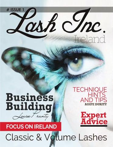 Lash Inc Ireland   Issue 1 By Chrysalis House Publishing   Issuu