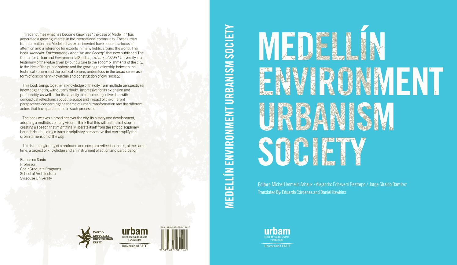 Medellin environment urbanism society by urbam EAFIT - issuu