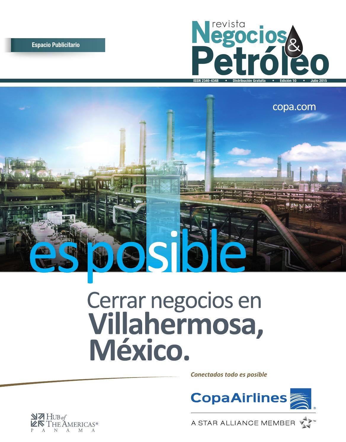 Revista N&P EDICIÓN 10 by Revista Negocios & Petróleo - issuu