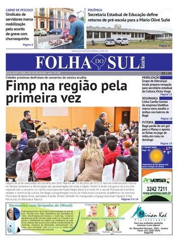 59543b6cab5 Jornal Folha do Sul