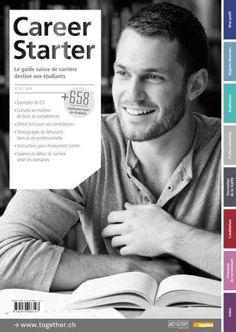 62c8ceb4307cd3 Career Starter - édition française - 2015
