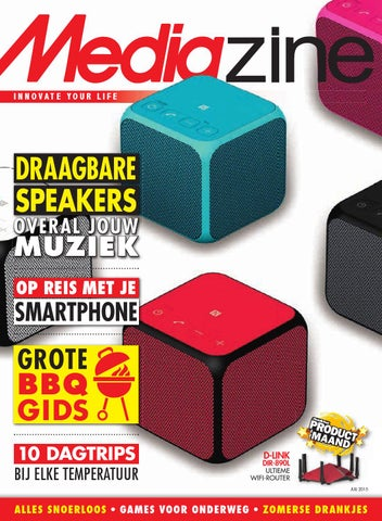 487e564f0aa Mediazine België Juli 2015 by ContentConnections - issuu