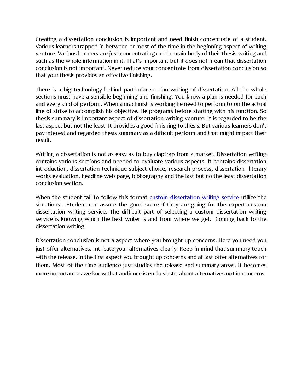Dissertation assistance uk