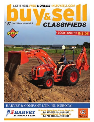 The Buy & Sell Magazine Issue 944 by NL Buy Sell - issuu Aetor Tractor Battery Wiring Diagram on