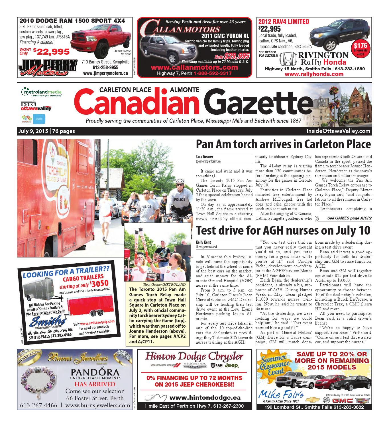 Almontecarletonplace070915 by Metroland East - Almonte