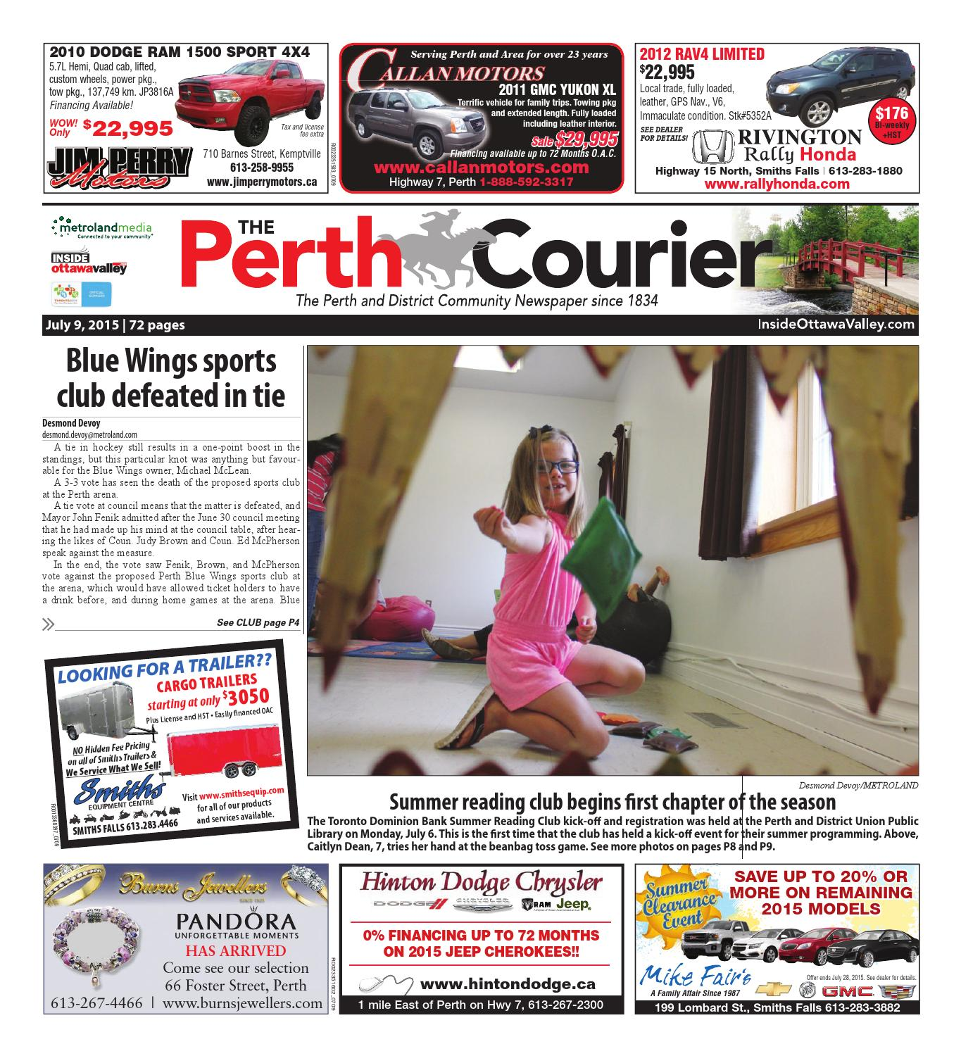 Perth070915 By Metroland East