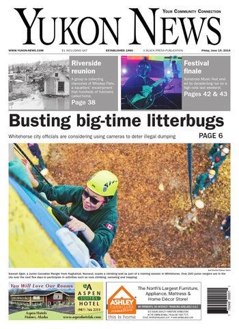 Yukon News June 19 2015 By Black Press Media Group Issuu