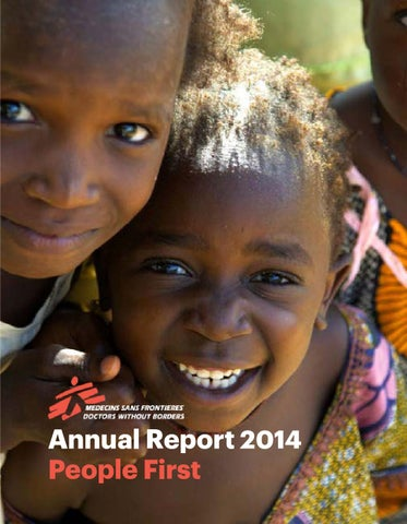 Msf Canada Rapport Annuel 2004 By Doctors Without Borders Médecins