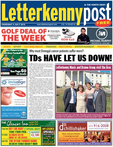 9 July 15 Letterkenny Post by River Media Newspapers - issuu