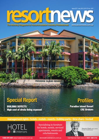Resort News   July 2015 By Resort Publishing   Issuu