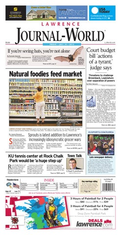 d201fe4032b6f Lawrence Journal-World 07-10-2015 by Lawrence Journal-World - issuu