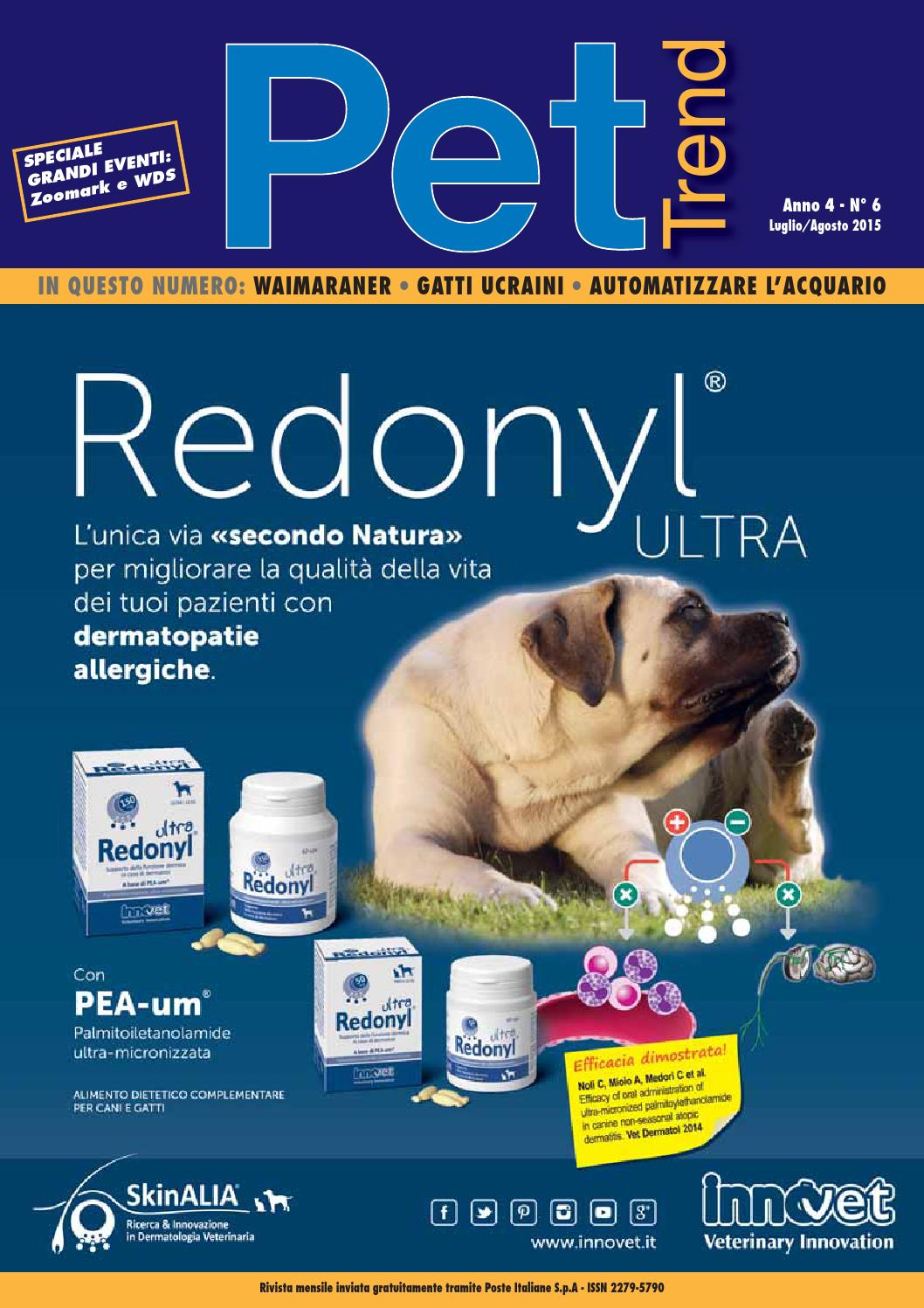 Pet trend luglio agosto 2015 by E.V. Soc. Cons. a r.l. - issuu 734c89786364