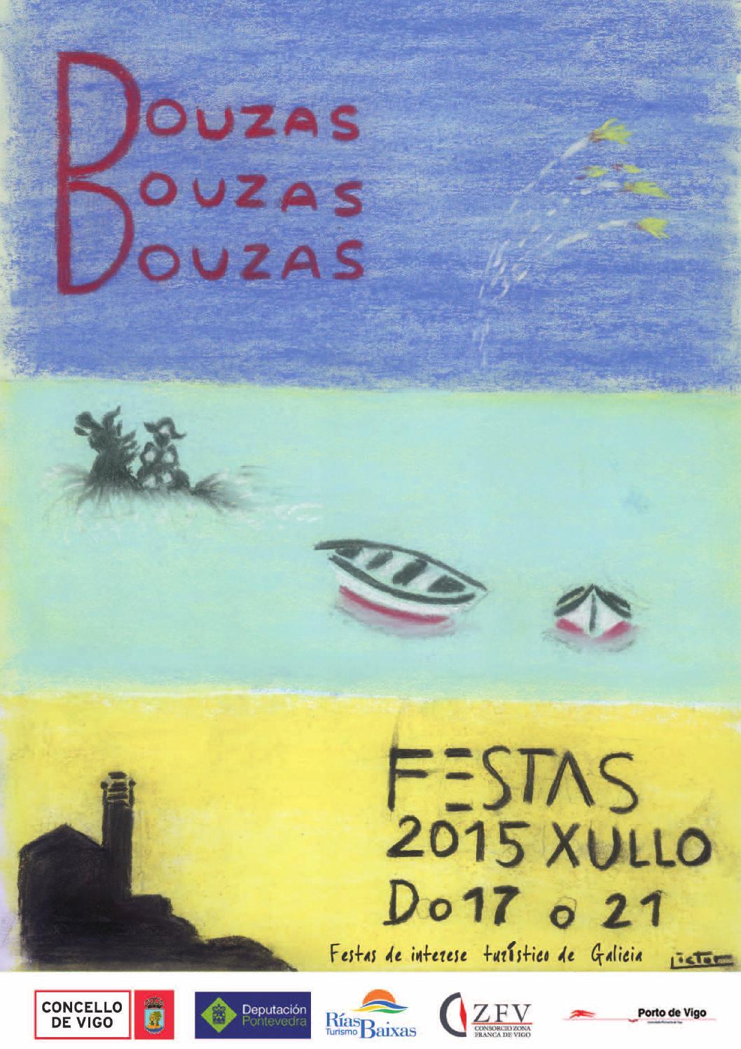 Bouzas 2015 baja resolucion by Vila de Bouzas Festas de Bouzas - issuu