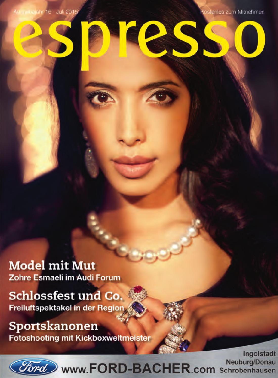espresso Magazin Juli 2015 by espresso Magazin - issuu