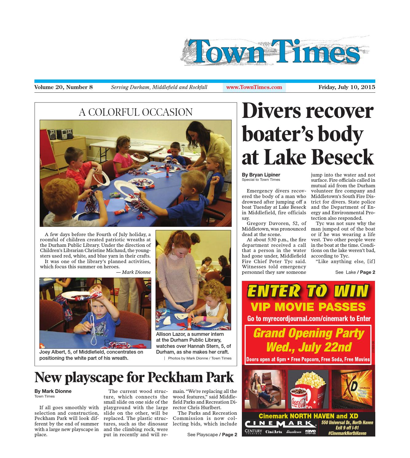 Towntimesjuly10 by Town Times Newspaper issuu