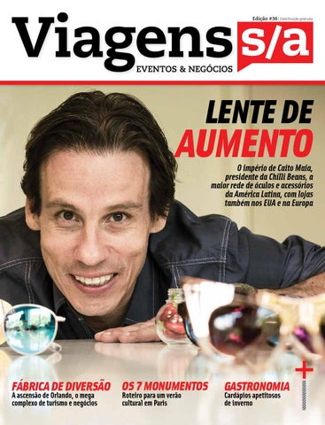 f51204959 Revista digital 36 by Viagens S/A - issuu