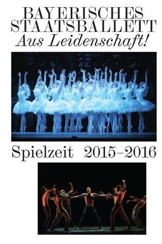 Bayerisches Staatsballett - Spielzeitvorschau 2015/16 by Bayerische ...