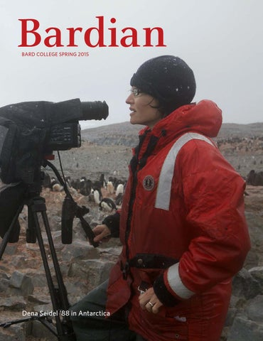 Spring 2015 Bardian by Bardian archives - issuu