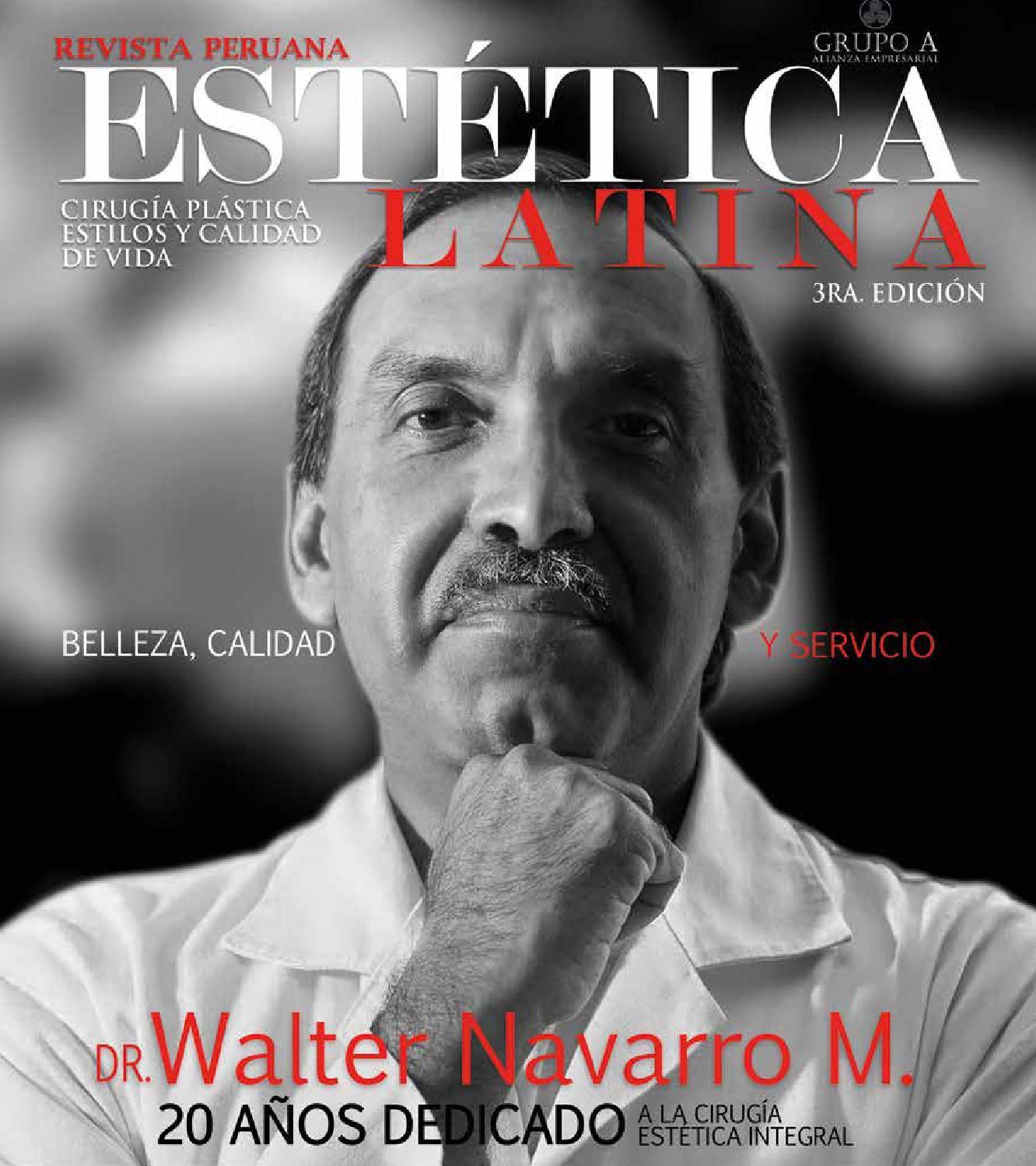 Revista Estética Latina - Edición 3 by Tu Negocio Peru - issuu