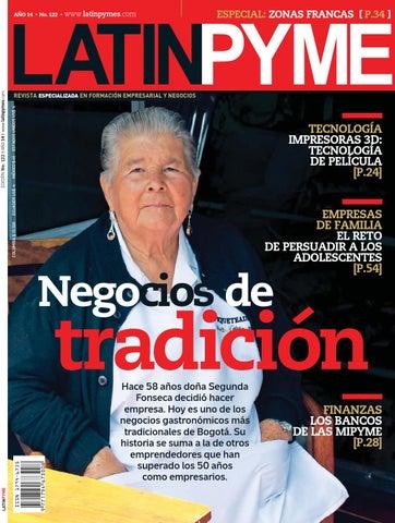 Edición Latinpyme No.122