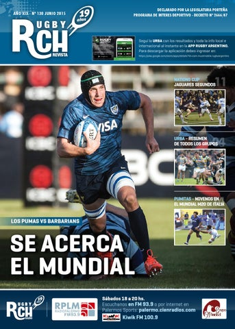 ASICS De Rugby Frontera popular