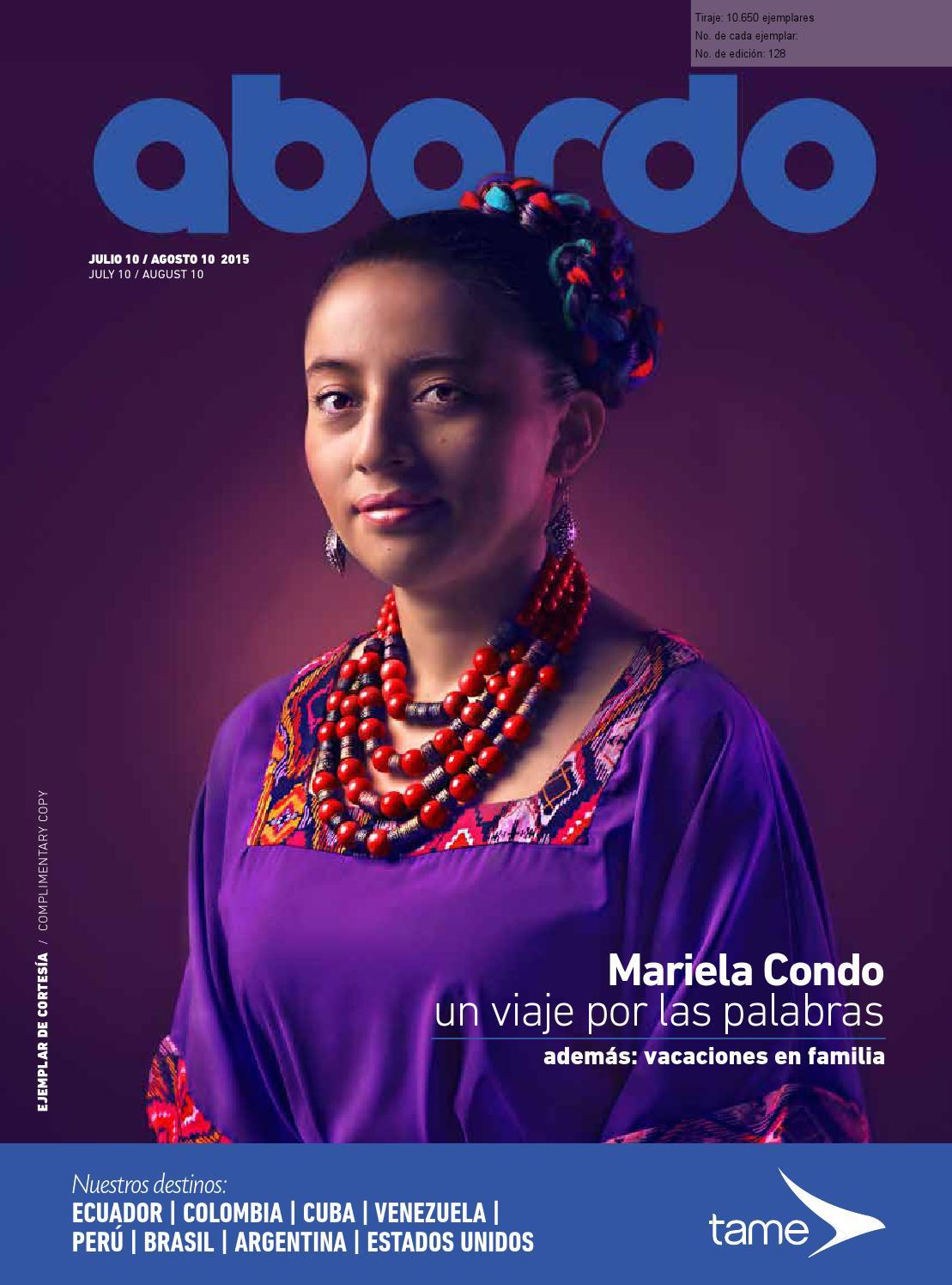 Revista Abordo - Vacaciones en Familia by Ekos - issuu