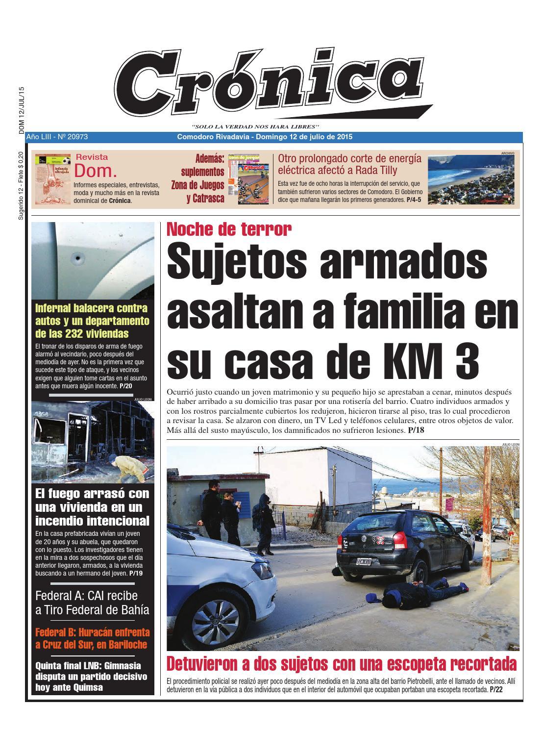 D8e23601fdd4e36a4cc05169eb6ed2be by Diario Crónica - issuu