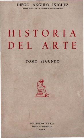 Angulo Íñiguez, Diego - Historia del Arte (Tomo II) by ...