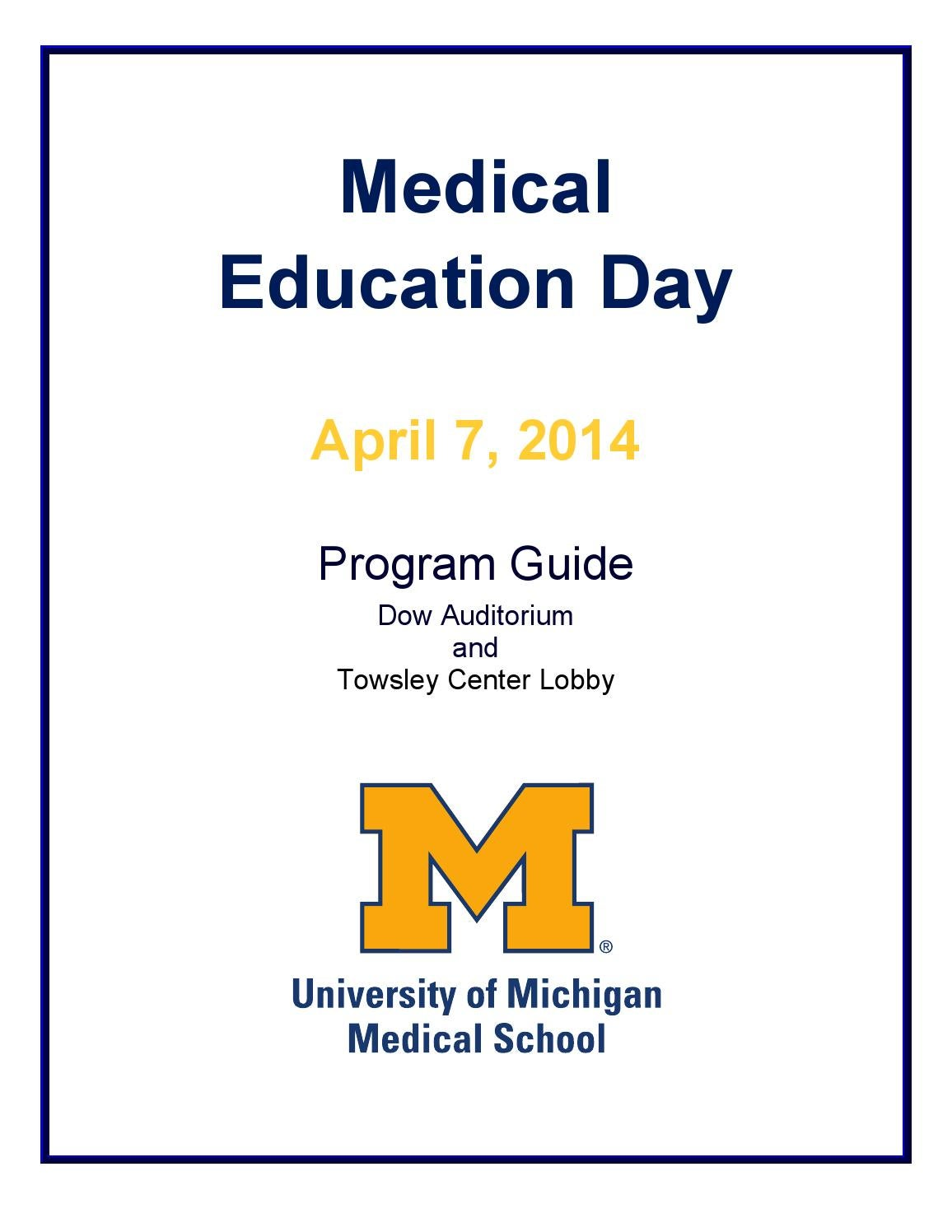 Medical Education Day (