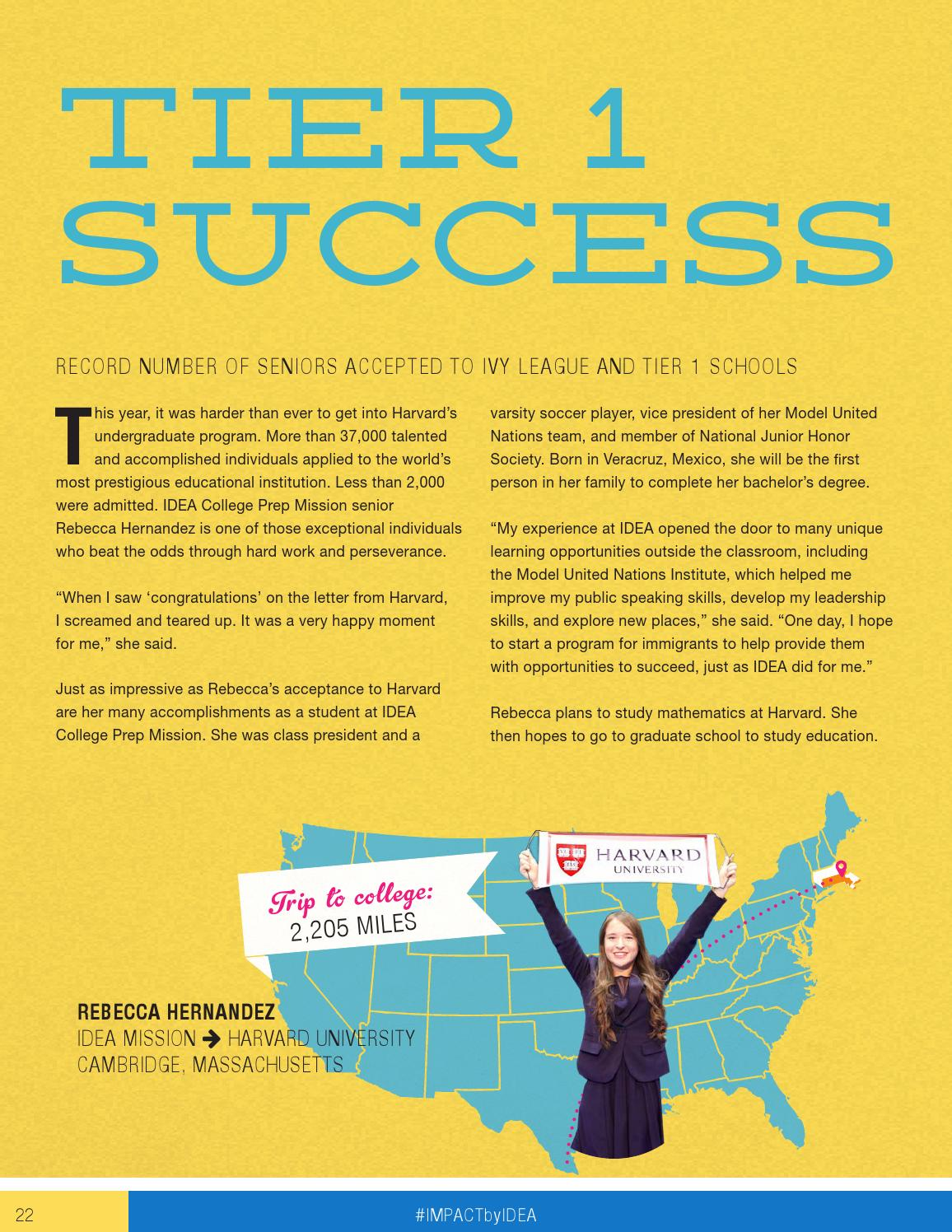 IMPACT_Rio Grande Valley_Summer 2015 by IDEA Public Schools - issuu
