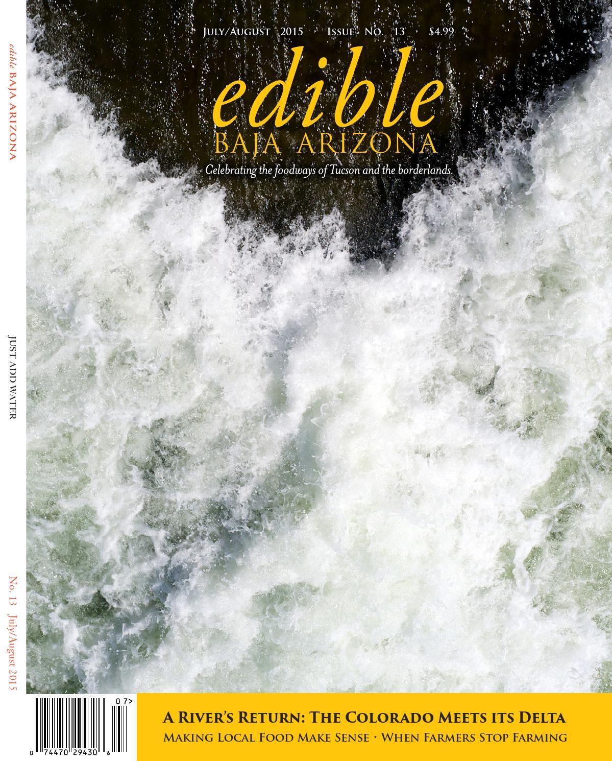 Edible Baja Arizona - July/August 2015 by Edible Baja Arizona - issuu