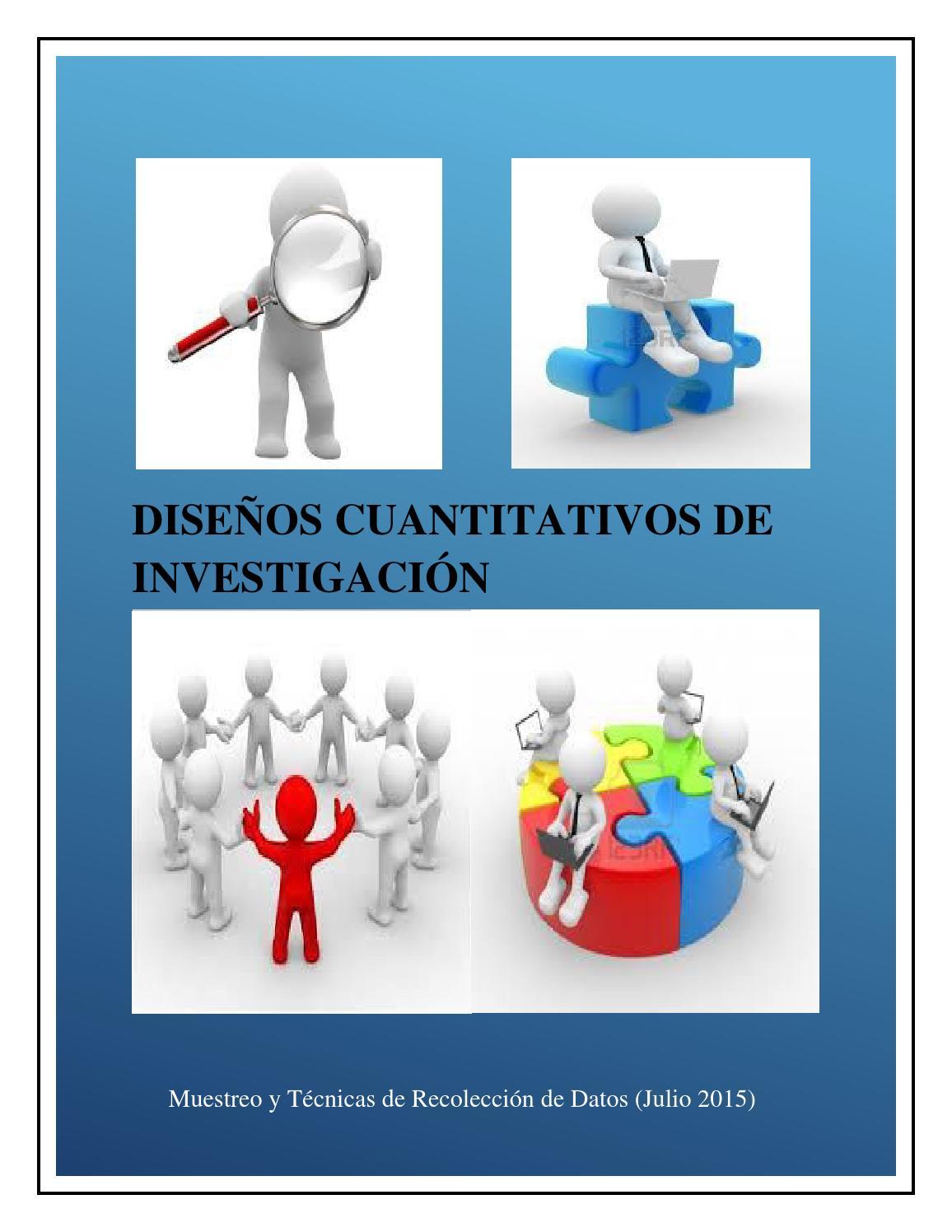 Revista Muestreo para Investigación Cuantitativa by Luis E. Rojas ...