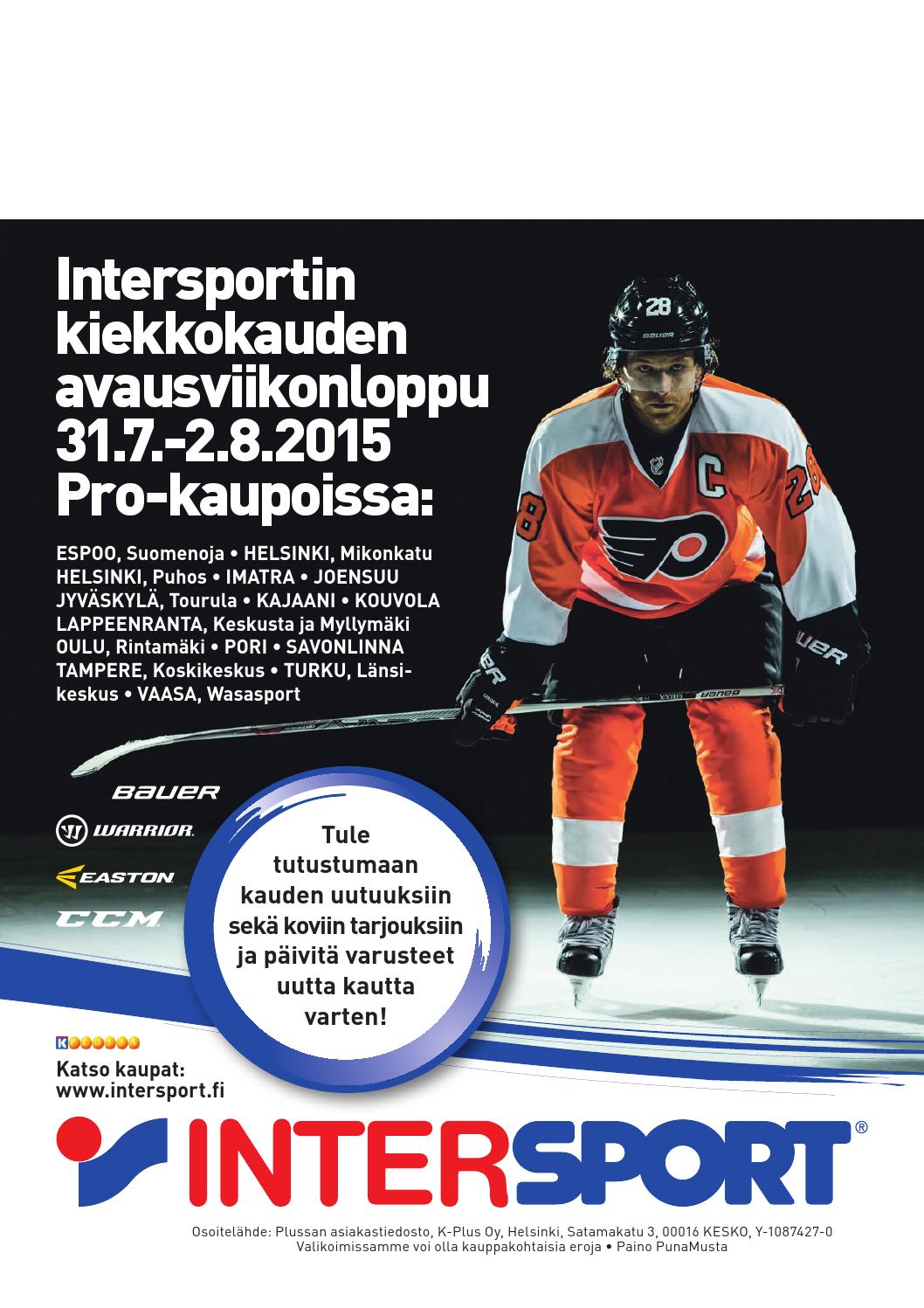 Intersport Joensuu