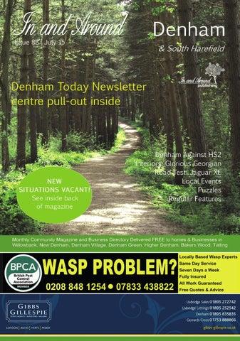 Denham July 15 By In And Around Publishing Issuu