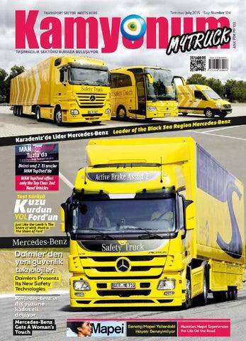 Mercedes North Haven Ile Ilgili Gorseller >> Kamyonum Dergisi Mytruck No 124 By Kamyonum Mytruck Issuu