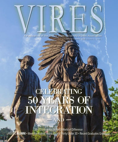 Eustace Tilley Celebrates 72nd Birthday >> Vires Spring 2012 By Fsu Alumni Association Issuu
