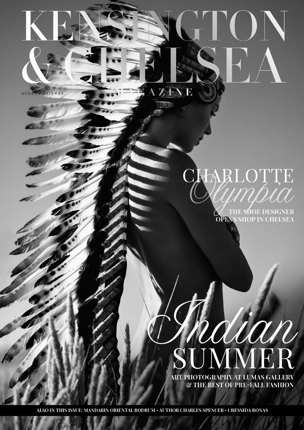 ca44c8fa5ebd3 The Kensington & Chelsea Magazine August 2015 by Runwild Media Group ...