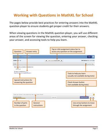 Pearson Education, MATHXL | Pearson