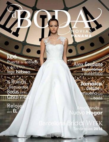 87588c16d dBODA novias - Volume XXVII - Jun-Ago 2015 by dBODA Novias - issuu
