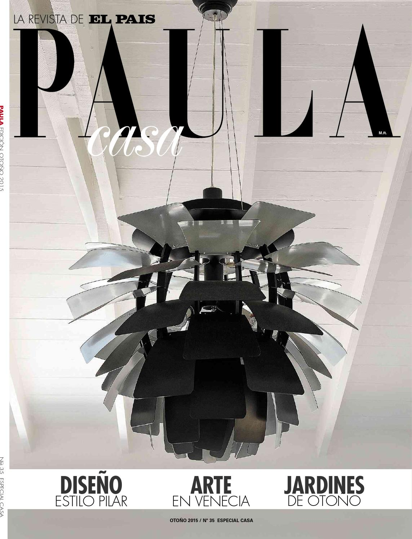 Paula Casa Setiembre 2017 By Revista Paula Issuu # Muebles Artesanales Casa Muar