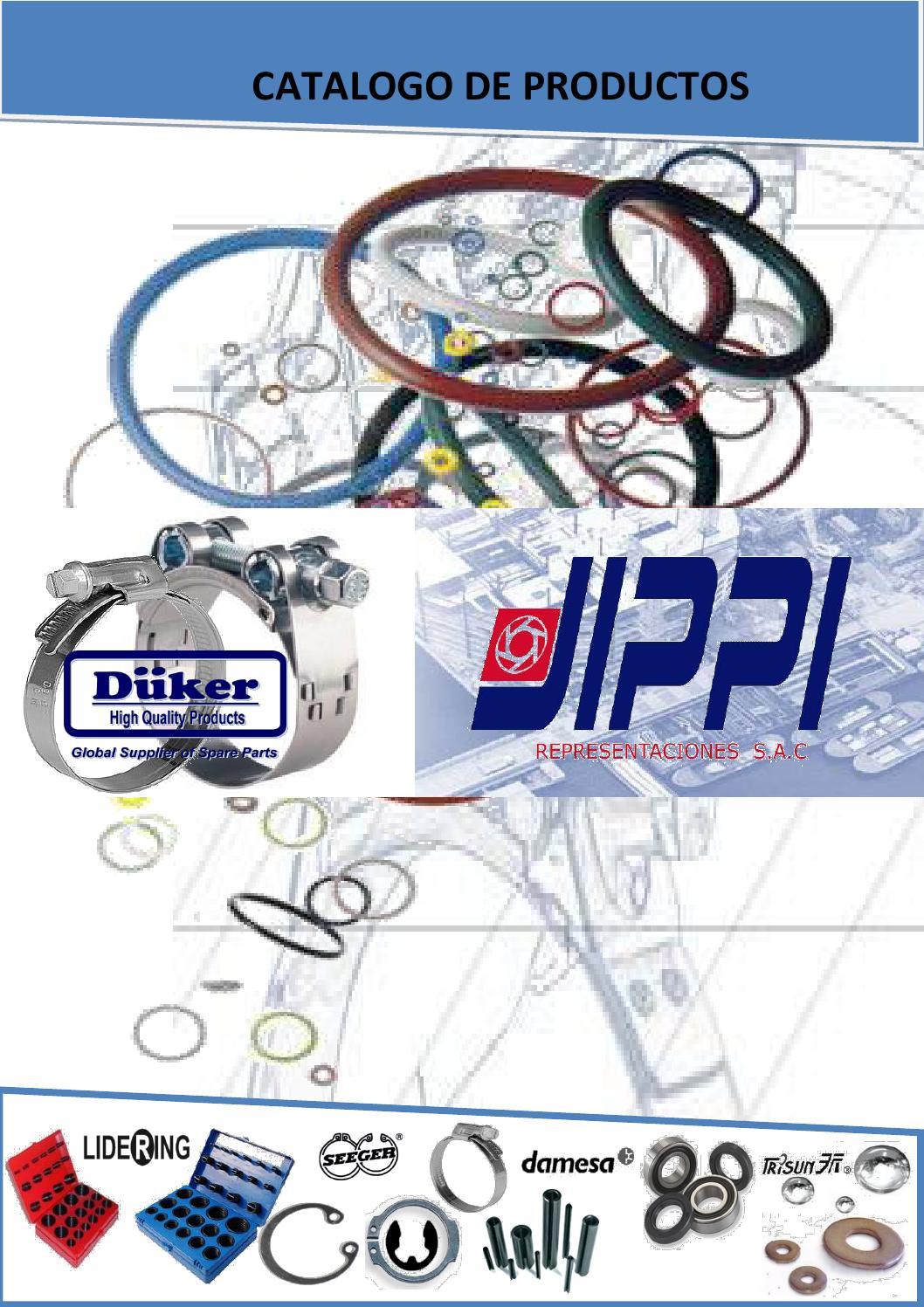Catalogo general jippi representaciones sac by jippisac for Catalogo pdf