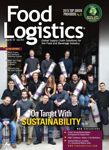 Food logistics june 2015 by supplydemand chainfood logistics issuu page 1 fandeluxe Gallery