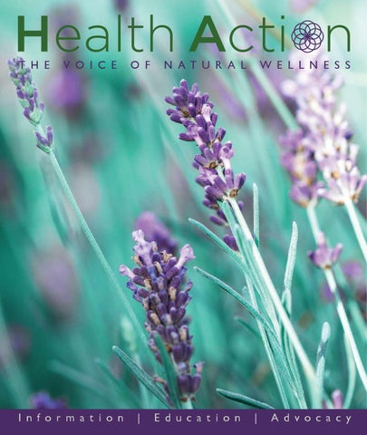 Summer 2015 health action magazine by Health Action Network Society