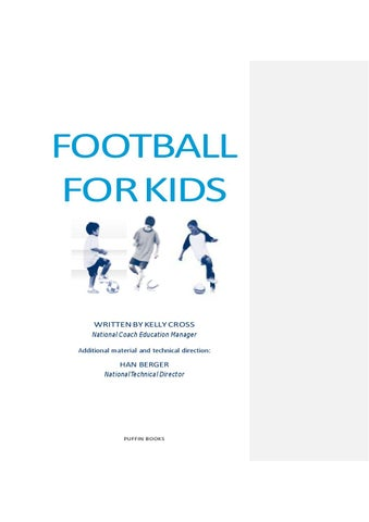Football for kids ebook by northern nsw football issuu page 1 football for kids fandeluxe Gallery