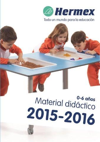 Material Didáctico 2015-2016 by Hermex - issuu 43f26f15e55